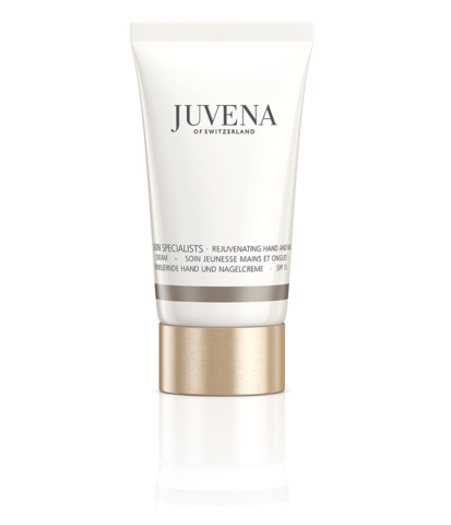 Омолаживающий крем для рук и ногтей SPF 15 / Juvena Rejuvenating Hand & Nail Cream SPF 15