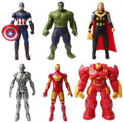 Superhero Titan Marvel Avengers figure