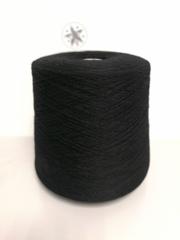 New Mill, Week Mouline, Меринос 90%, Кашемир 10%, Черный, 2/28, 1400 м в 100 г