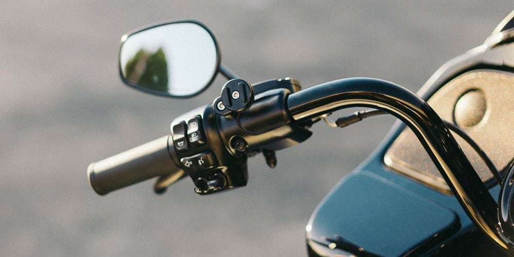 Крепление на вынос руля мотоцикла SP Connect SP Bar Clutch Mount крепление