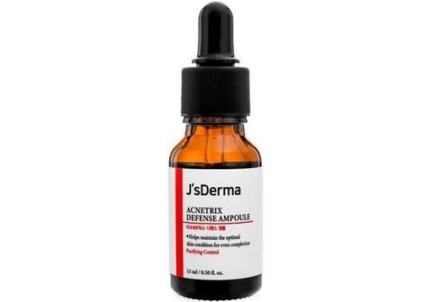 Восстанавливающая Ампула Для Проблемной Кожи JS DERMA Acnetrix Defense Ampoule