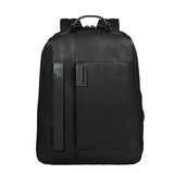 Рюкзак Piquadro Pulse черный телячья кожа (CA3349P15/N)