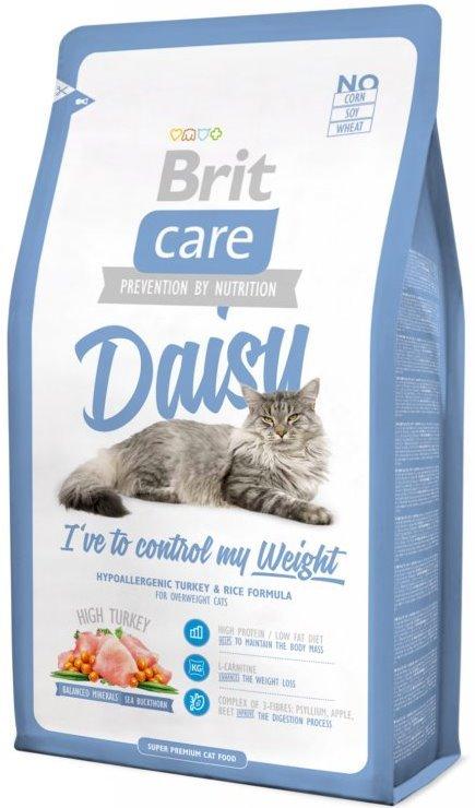 Brit Корм для кошек, Brit Care Cat Daisy, склонных к излишнему весу дэйзи.png