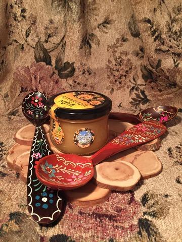 Натуральный гречишный алтайский мед 250 г
