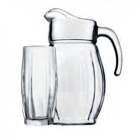 Кувшин со стаканами Pasabahce Dance 2 л (97874)