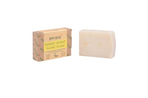 Levrana, Иланг-иланг, натуральное мыло, 100гр
