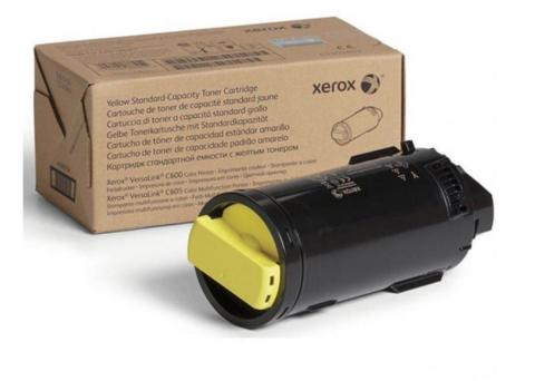 Картридж Xerox 106R03926 желтый