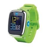 Vtech. Часы Kidizoom SmartWatch DX, зеленые
