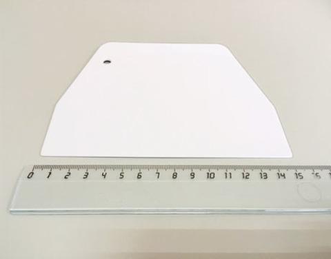 Шпатель пластиковый, 15 см