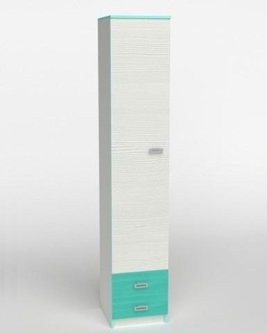 Шкаф КВИНС-4 левый