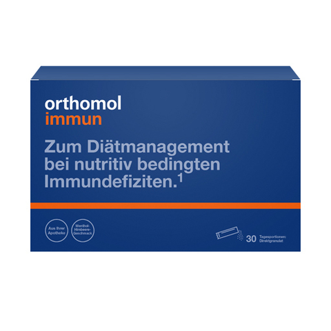 Ортомол иммун гранулы, 30 порций