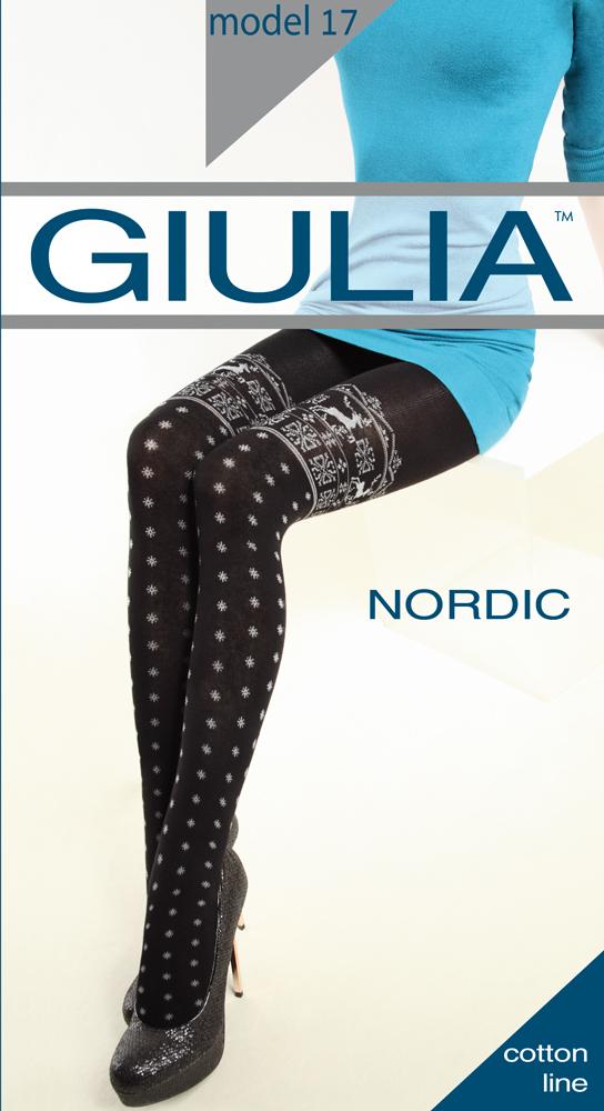 Колготки Giulia Nordic 17