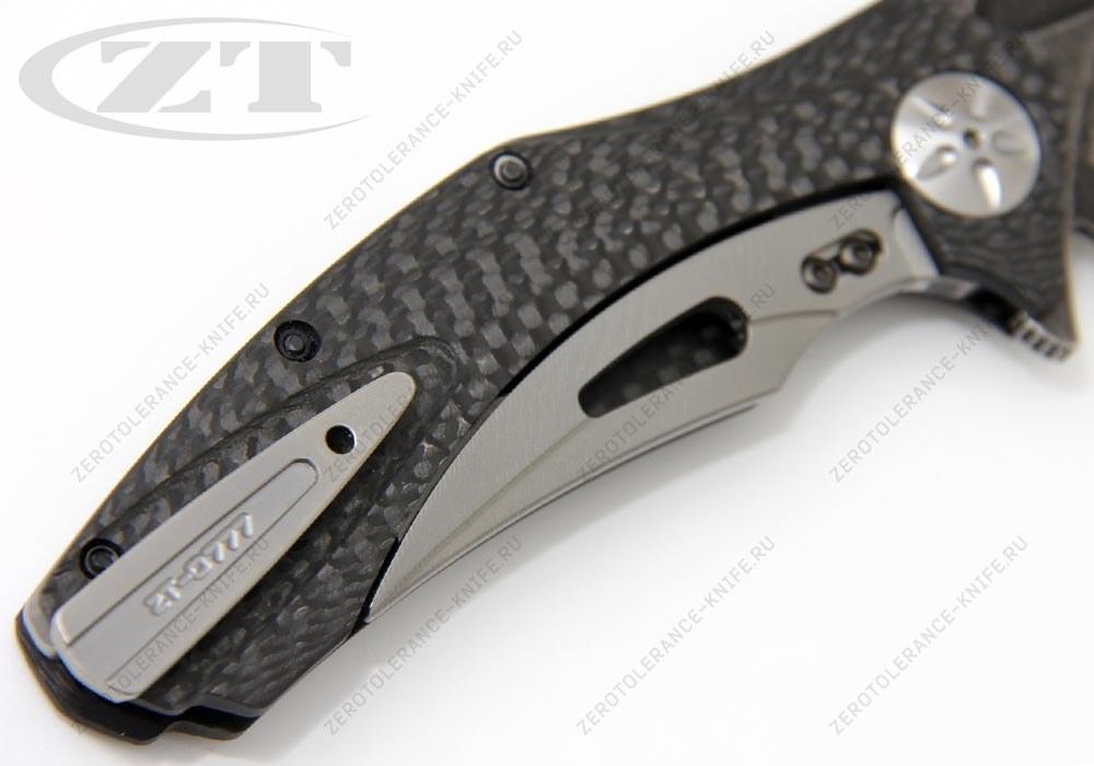 Нож Zero Tolerance 0777 M390BW - фотография