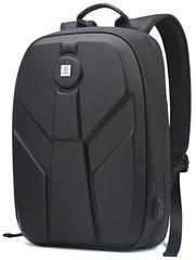 Рюкзак антивор ARCTIC HUNTER GB00321 USB Карбон