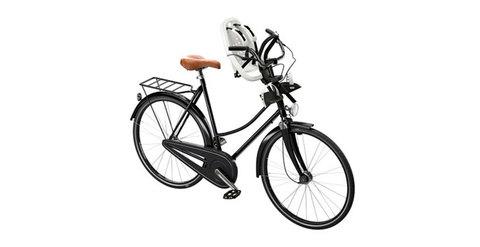 Картинка велокресло Thule Yepp Mini белое
