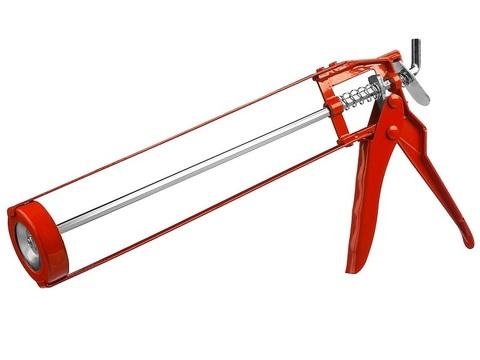 Пистолет MIRAX скелетный для герметика, 310 мл