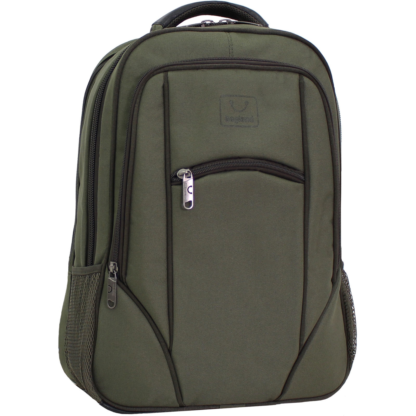 Рюкзаки для ноутбука Рюкзак для ноутбука Bagland Рюкзак под ноутбук 537 21 л. Хаки (0053766) IMG_9989.JPG