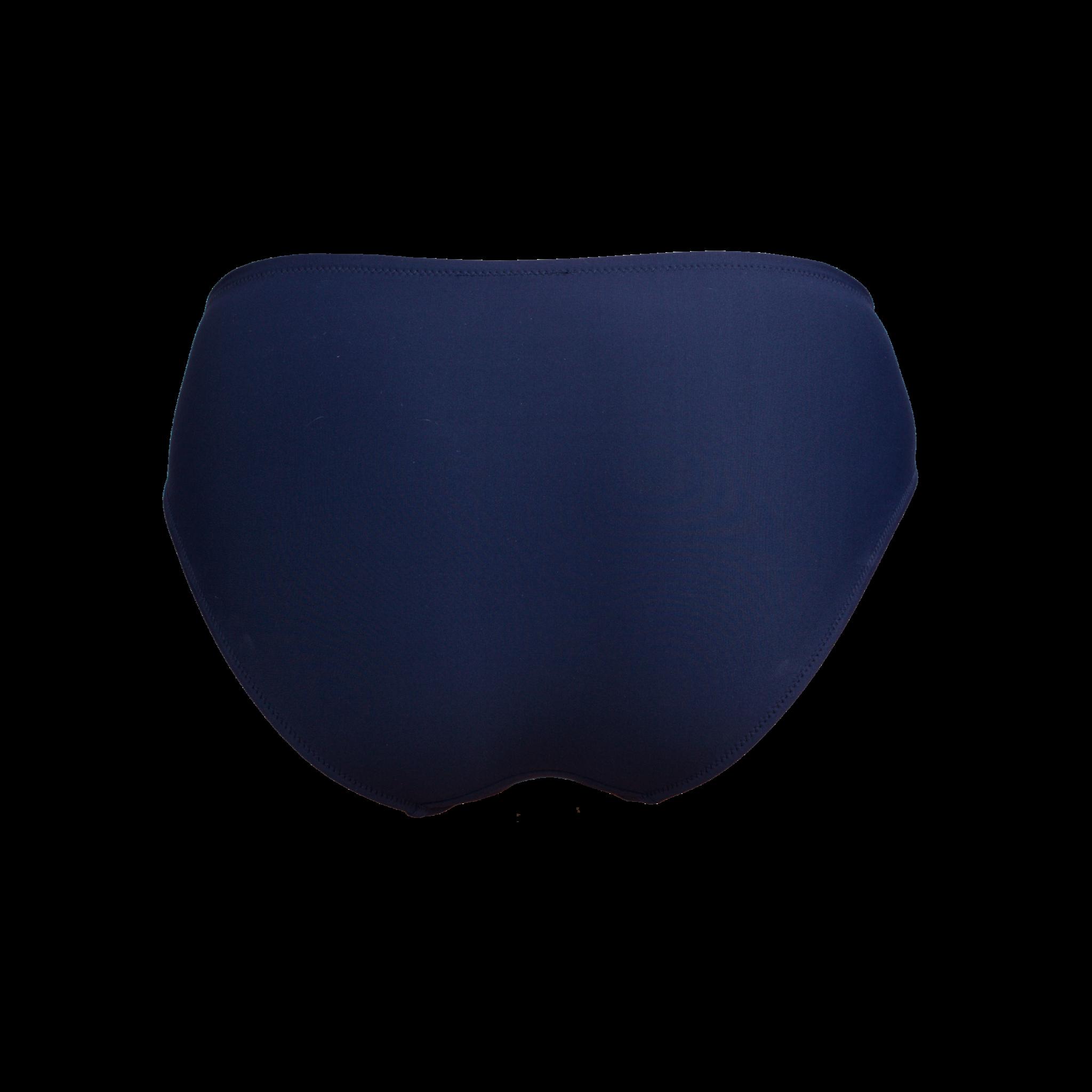 480125 Трусы купальные жен. синий