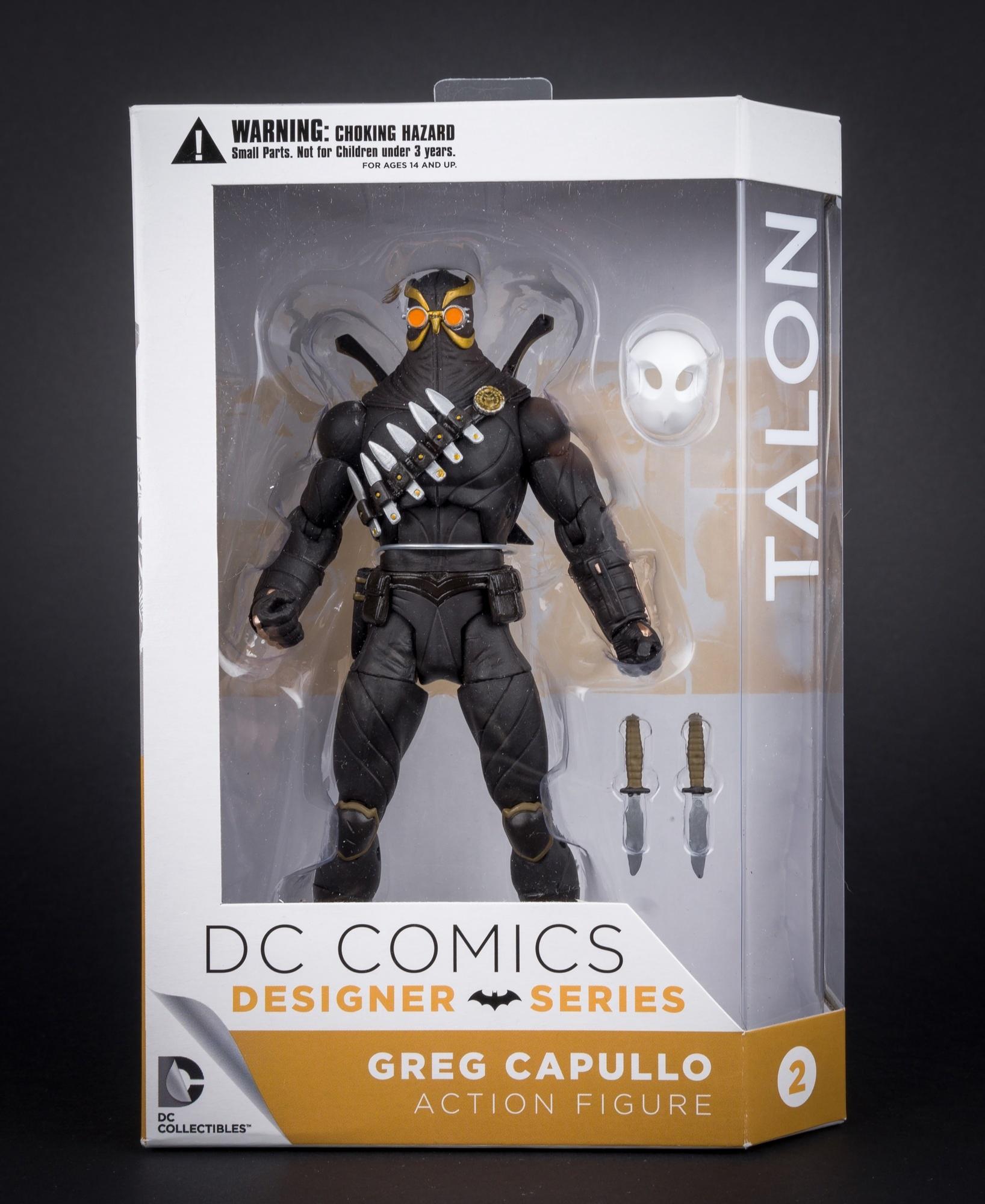 DC Comics Designer Series 01 By Greg Capullo - Talon