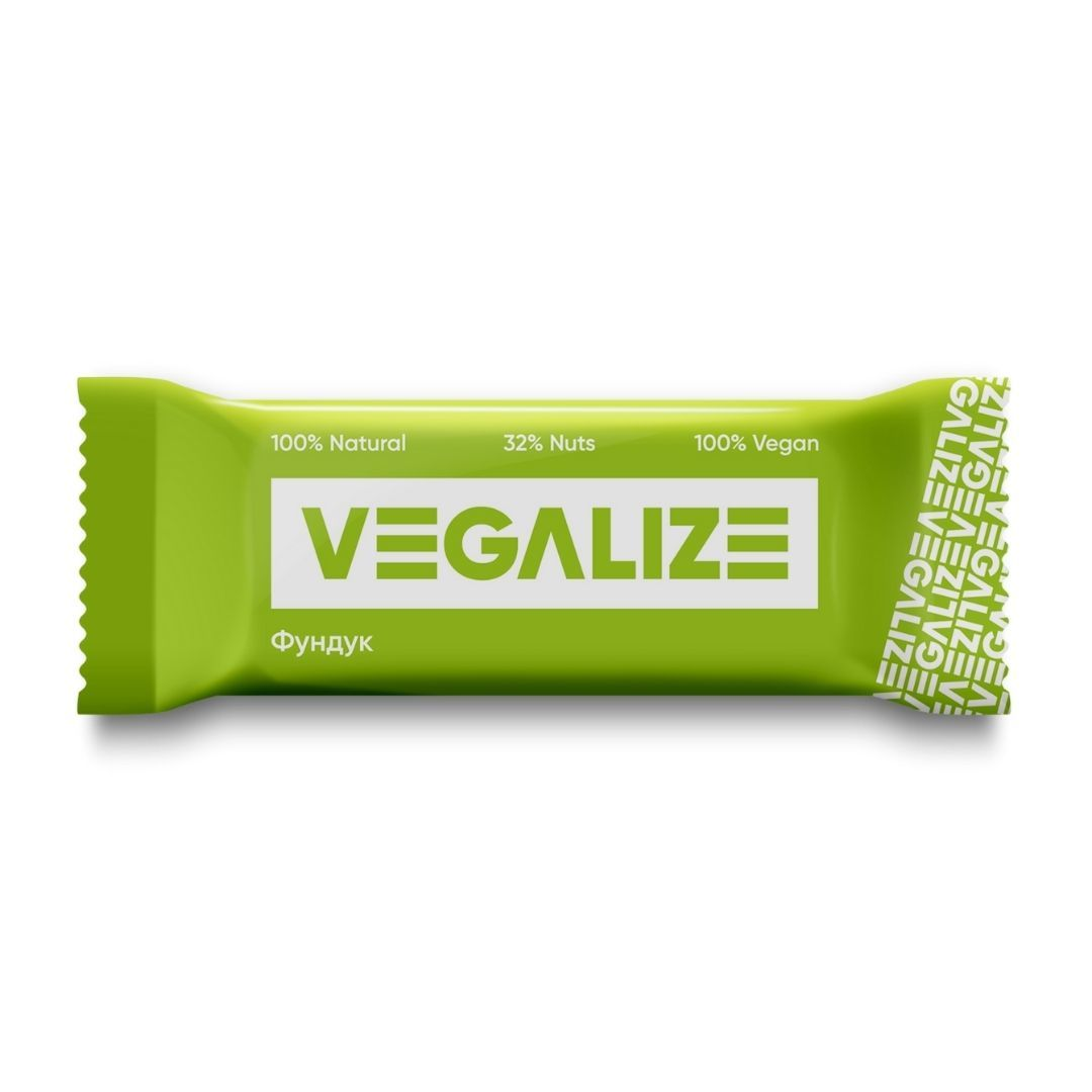 Hazelnut bar VEGALIZE