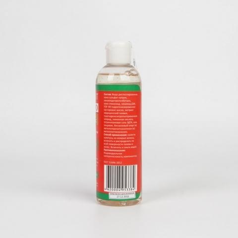 Шампунь для волос с экстрактом медицинской пиявки SKIPOFIIT GIRUDO, 250 мл НИИ Натуротерапии