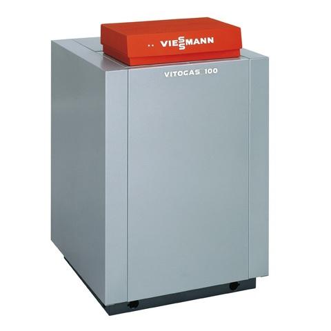 Котел газовый напольный Viessmann Vitogas 100-F GS1D - 29 кВт (с автоматикой Vitotronic 200 KO2B)