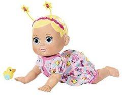 Кукла Baby Born  Забавное личико интерактивная ползающая кукла