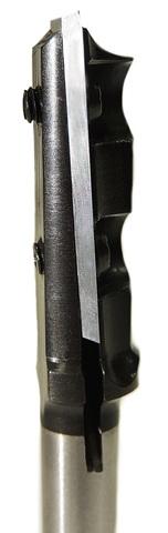 Фреза Dimar 1073575 пазовая врезная D12x29.5 L77 Z1 сменный нож хвостовик 8_MOQ,1