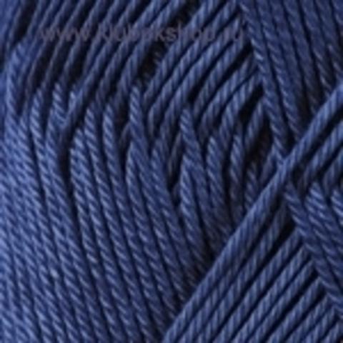 Пряжа Begonia 154 синий YarnArt.