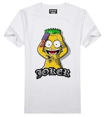 Футболка Джокер — Симпсоны
