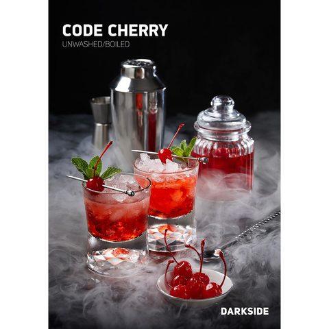 Табак для кальяна Dark Side Core Code Cherry, магазин FOHM