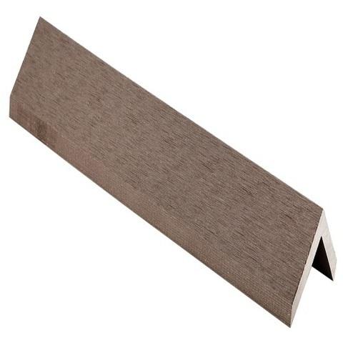 Угловой профиль CM Decking Wenge коричневый 2 м