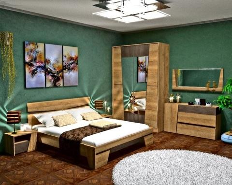 Спальня модульная СТРЕЗА-2
