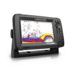 Эхолот Lowrance HOOK REVEAL 7 TRIPLESHOT ROW (000-15520-001)