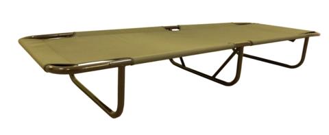 Раскладушка туристическая - походная кровать Митек (190х64х20)