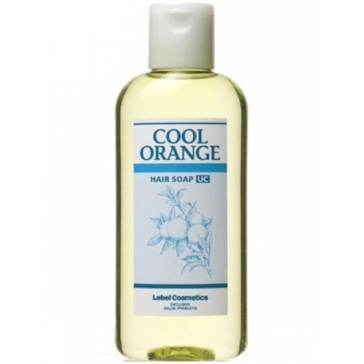 Lebel Cool Orange: Шампунь для волос Ультра Холодный Апельсин (Hair Soap Ultra Cool), 200мл/600мл/1.6л