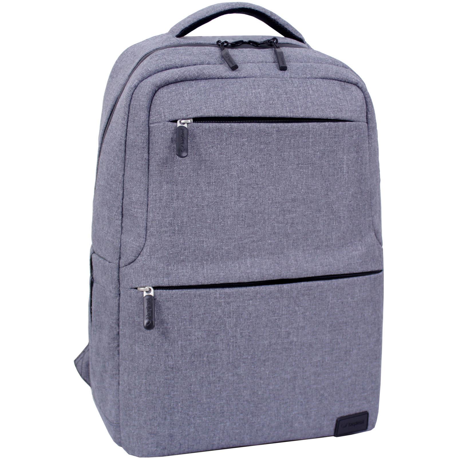 Городские рюкзаки Рюкзак Bagland Senior 17 л. серый (0013669) IMG_6738.JPG