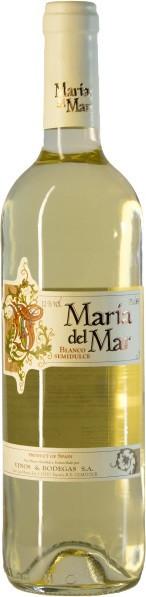 Maria del Mar Bianco Semi - Sweet