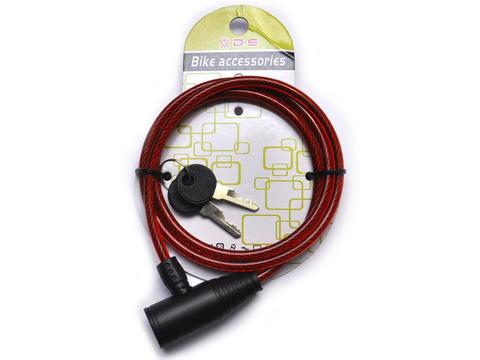 Велозамок для защиты от угона велосипеда: CS-1-6100