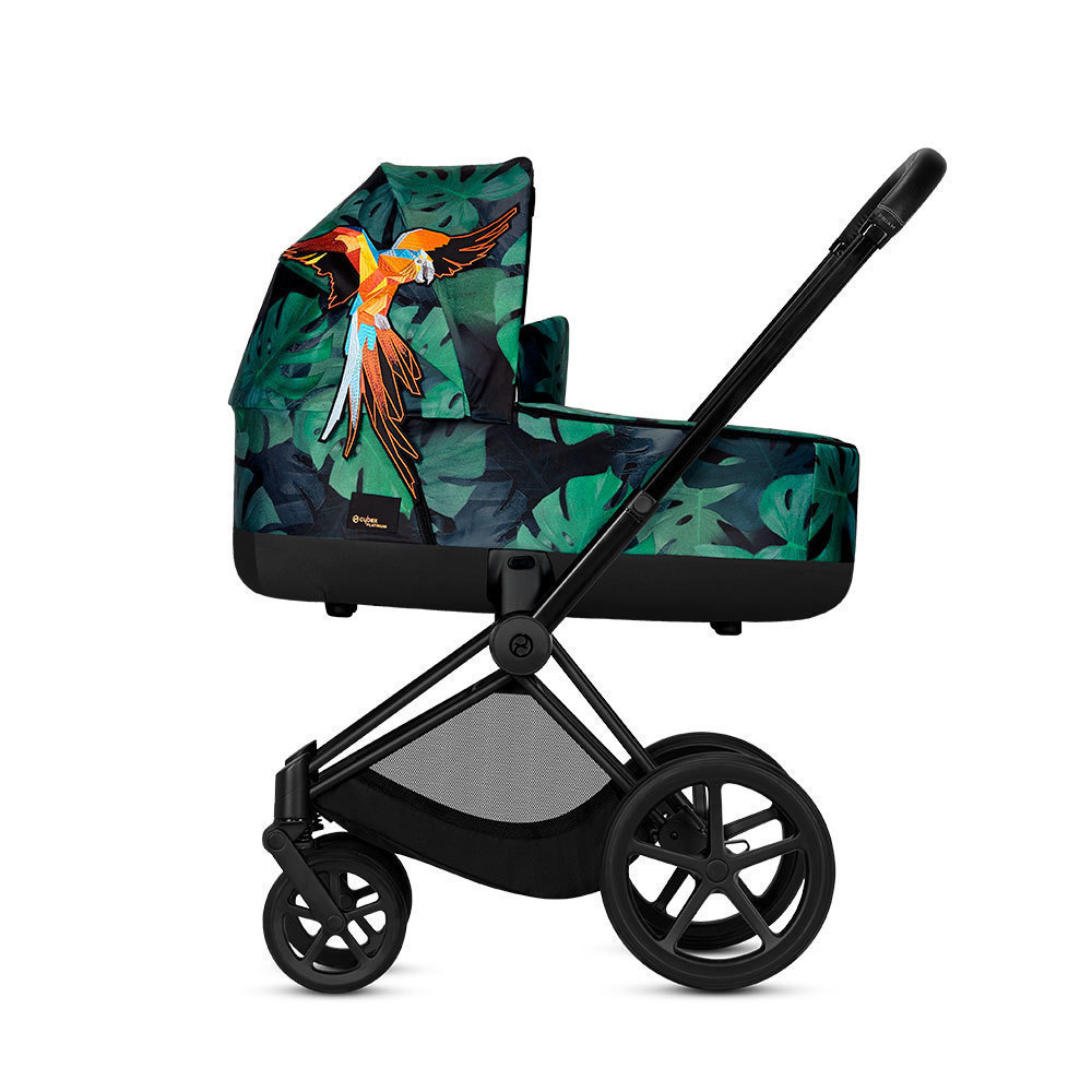 Cybex Priam III Fashion Collection  (Rosegold / Koi)