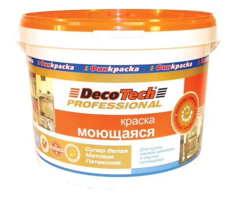 DecoTech/Декотек Краска МОЮЩАЯСЯ