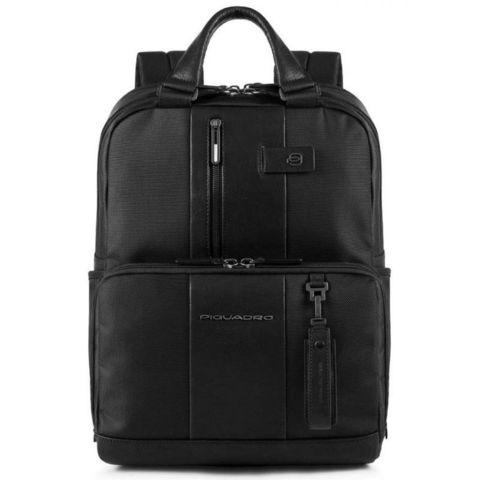 Рюкзак Piquadro Brief (CA3975BR/N) черный кожа/ткань