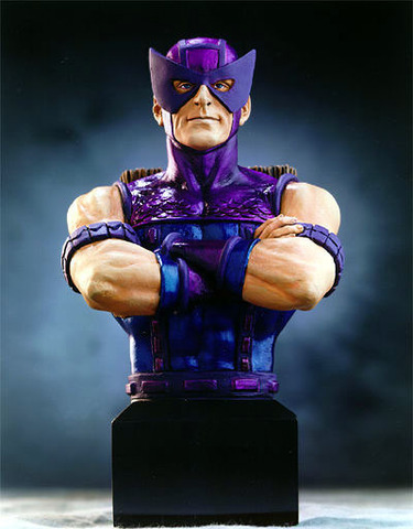 Bowen Designs Marvel Mini-Bust Hawkeye