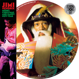 Jimi Hendrix / Merry Christmas and Happy New Year (Picture Disc)(12' Vinyl EP)