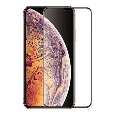 Защитное 3D-стекло PremiumGlass для iPhone XS Max / 11 Pro Max Black - Черное