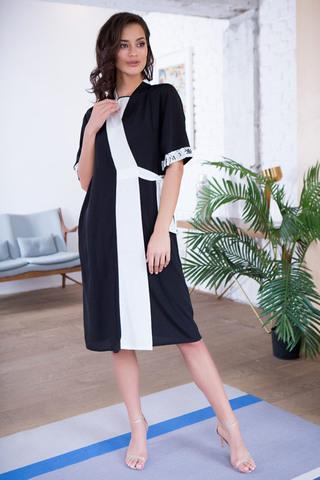 Халат Black&White 17603 Mia-Mia