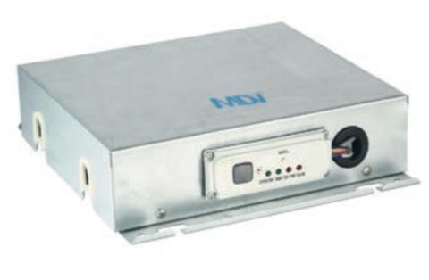 Блок управления фанкойлами MDKT** 2-х трубных, MDKH/MDKF, проводной пульт в комплекте, поддержка Modbus  MDV FCUKZ-03