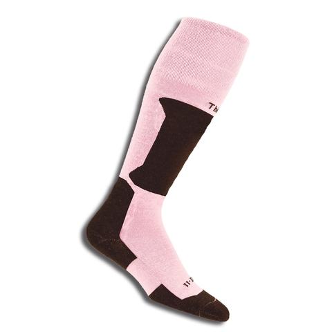 Картинка носки Thorlo XSKI Pink/Chocolate