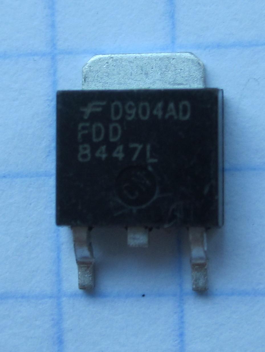 FDD8447L TO252