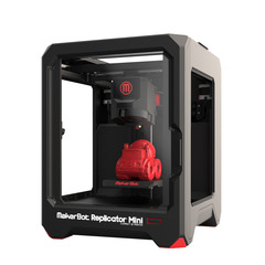 Фотография — 3D-принтер Makerbot Replicator Mini+